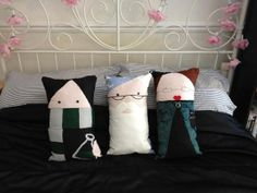 Harry Potter Theme Character Cushions
