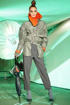Jean Paul Gaultier Ready To Wear Fall Winter 2014 Paris - NOWFASHION