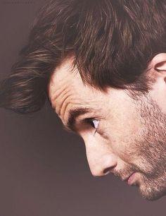 David Tennant's hair. <3