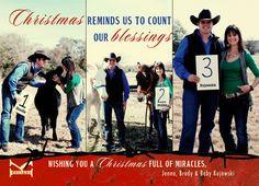 Pregnancy reveal Christmas card printable on Etsy, $15.00