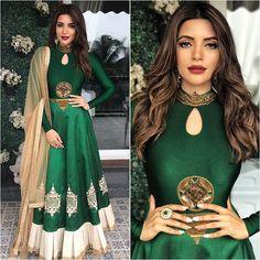 @shamasikander  Outfit - @souniagohil  Ring - Dagmar  Earrings - @aquamarine_jewellery  Sandals - @burberry  #bollywood #style #fashion #beauty #bollywoodstyle #bollywoodfashion #indianfashion #celebstyle #shamasikander #souniagohil