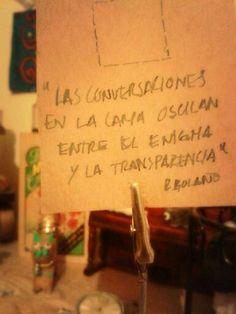 ¡Let's talk!