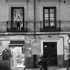 En Madrid desde 1970 / In Madrid since 1970 - #Madrid by rodrigorivasph