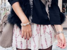 Summer Dress And Feather Vest | Pieces of Mariposa