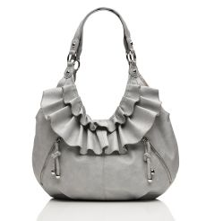 Ruffle bag. This is my current bag!