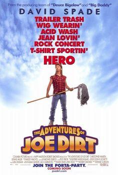The Adventures of Joe Dirt 27x40 Movie Poster (2001)