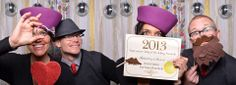 """""""2013 Industry Excellence Award""""..Congratulations Derek & Lindsay of Four Frames Photo Booth! Vancouver Island Weddings"""