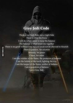 The code I will follow.
