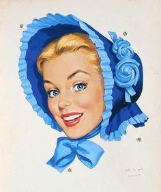 retro (from Blue Bonnet Margarine) Nostalgia, Photo Vintage, Gif Animé, Arte Pop, Blue Bonnets, My Childhood Memories, Illustrations, My Memory, The Good Old Days