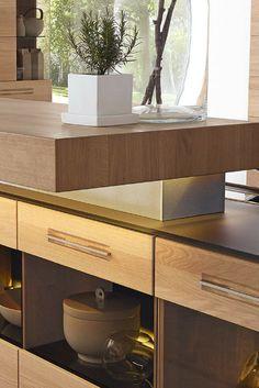 6 Einrichtungsideen Und Küchenbilder Für Moderne Holz Küchen | Küchen Aus  Holz | Pinterest | Kitchens, Cabinet Drawers And Drawers