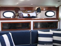 CSY Sailboats: Then and Now FOR COCKPIT CUSHIONS, USE NAVE W/ WHITE PIPING, AND PUT AN EMBROIDERED ANCHOR IN THE CENTER OF THE CENTER CUSHION!