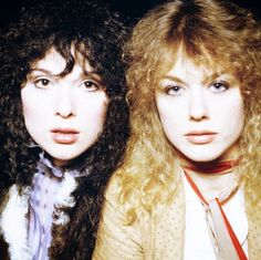the young ann wilson she have an amazing vocal range