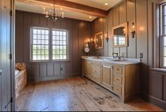 Master Bathroom Classic Colonial Homes