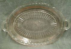 """Mayfair/Open Rose 14"""" platter (1)"""