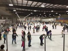 Greensboro Ice House - Game & Entertainment Centers - Have a tremendous experience learning skating in a place well maintained at the Greensboro Ice House