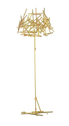 Abbey LAMP 'A sublime piece to brighten up your space. Luxury Furniture, Furniture Design, Bat Eyes, Royal Park, Hyde Park, Art And Architecture, Your Space, Floor Lamp, Spotlight