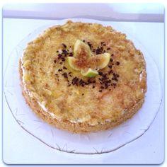 Cheesecake ricotta e fichi