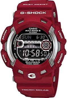Casio will launching three different G-Shock timepiece packs for the month of September, starting off with a continuation of its popular Hyper Colors Series. Casio G Shock Watches, Breitling Watches, Sport Watches, Cool Watches, Watches For Men, Men's Watches, G Shock Gulfman, G Shock Men, Casio G-shock