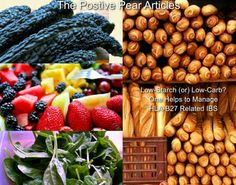 Low-Starch (or) Low-Carb? One Helps to Manage HLA-B27 Related IBS   The Positive Pear