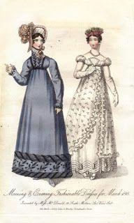Regency Ramble: Regency Fashion