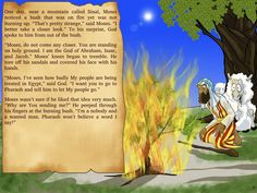 Free download: Bible lesson plans, cartoons and puzzles. Learn more about Moses and the Ten Plagues of Egypt. Escape from Egypt Bible story.
