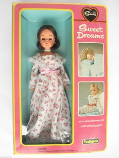 Sindy SWEET DREAMS DOLL 1978 BOXED | Vintage Pedigree Sindy in Dolls & Bears, Dolls, Clothing & Accessories, Fashion, Character, Play Dolls | eBay