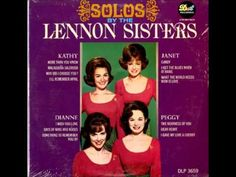 Janet Lennon (Lennon Sisters)-What The World Needs Now Is Love