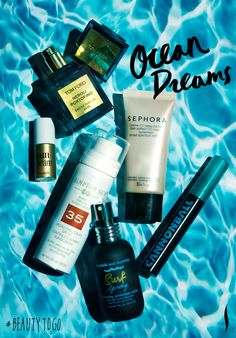 Show us what's in your vacation bag with #BeautyToGo