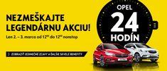 Legendárna akcia Opel 24 hodín sa opäť blíži!