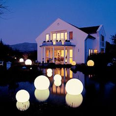 orbs led orbs floating orbs pinterest battery operated orb