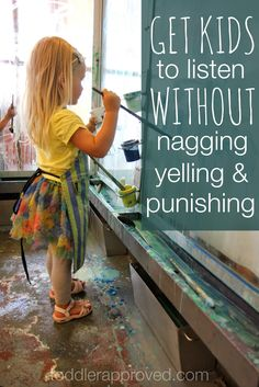 Toddler Approved!: Help Kids Listen Without Nagging, Reminding or Yelling