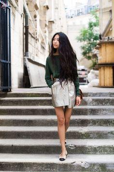 My Fashion Tricks: Kamilya Kuspan!