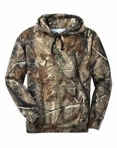 sale retailer 6e2c4 9d776  camo hoodie, real tree, no logo Russell Outdoors Realtree AP Camo Sport  Hooded