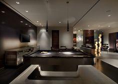 Black + White Lounge Room   #liveminiml
