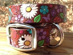 39 Awesome embossed dog collars images