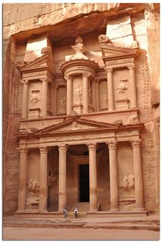 Petra (Jordanie) This might be the #1 place I want to see before I die. Breath taking...