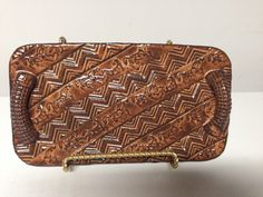 Shino tray with running horses and zigzag pattern.  Currently in the collection of Dr. David Greene.