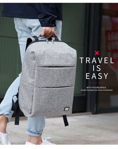 The Fit Pack Pro stores your gym/work essentials without adding extra bulk. Stylish and functional, this versatile backpack goes with you to the office, gym and everywhere in between.    Waterproof & Anti-Theft Design!   USB Charging Port   Material(s): Nylon Exterior and Polyester Interior