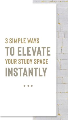 Asian Paints, Studio Living, Study Planner, Study Space, Indian Home Decor, Work Quotes, Eclectic Decor, Diy Wall Decor, Simple Way