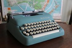 Vintage 1960s Smith Corona Sterling by WheatStateVintage on Etsy