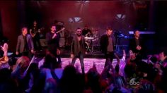 Backstreet Boys perform Show 'Em (What You're Made Of) on The View 12/12/13