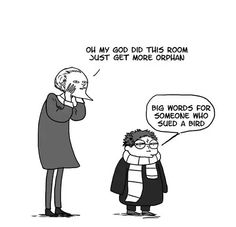 I can't believe I've never seen your Harry Potter drawings! Have you ever drawn Harry and Draco snarking at each other? Harry Potter Comics, Harry Potter Jokes, Harry Potter Fandom, Harry Potter World, Dumbledore Comics, Potter Puppet Pals, Drarry, Dramione, Potter Facts