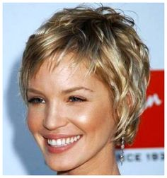 robin wright's new haircut | Related Pictures penn layered razor cut short hairstyles lookbook ...