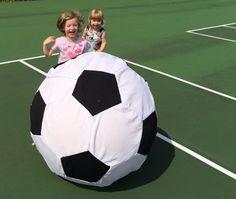 Jumbo Soccer Ball  Photo Credit: Mike De Sisti