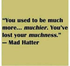 Alice in Wonderland Mad Hatter Quotes - My Image Quotes
