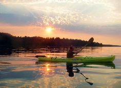 #VacationSpots #Yellowstone park kayaking!
