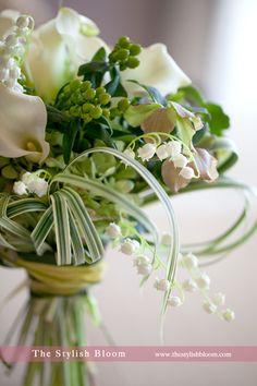 Summer white bridal