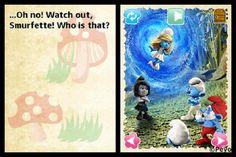 the smurfs 2 video game photos | The Smurfs 2 Nintendo DS storybook screenshots (3) | GOOD GAMES :3