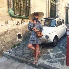 Blair Eadie // Atlantic Pacific in @GlamorousUK dress #UKGlamorous #GlamorousUK