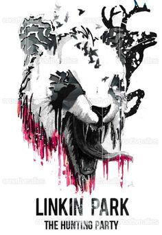 Linkin+Park+Poster+by+Bernardette+on+CreativeAllies.com